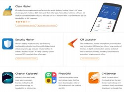 Cheetah Mobile Apps On Google Play Committed Millions Of Dollars In Click Fraud