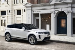 The 2020 Range Rover Evoque Dons Invisibility Cloak With Virtual See-Through Hood