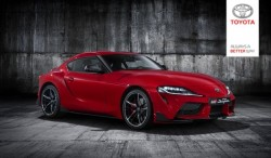 The 2020 Supra May Have Just Been Fully Leaked By Toyota In All Of Its Curvy Glory