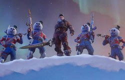 Fortnite Season 7 Arrives Today, Check Out This Festive Trailer Filled With Christmas Cheer