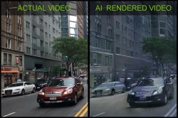 NVIDIA Uses AI To Create Immersive Virtual Game Worlds From Real World Video
