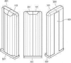 Samsung Design For Roll-Up Panel For Future Displays And TVs Uncovered In Patent Filing