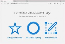 Microsoft Edge Browser Replacement Could Run Google's Chromium Rendering Engine