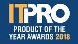 The IT Pro Product of the Year Awards 2018