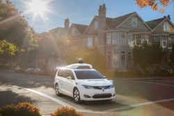 Waymo One Launches As First Fully Self-Driving Commercial Ride-Hailing Service