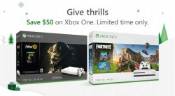 Microsoft Slashes $50 Off The Price Of Xbox One In Holiday Deals Blowout