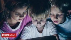 Worry less about children's screen use, parents told