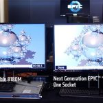 AMD EPYC Rome 64-Core CPU Brings The Pain To Xeon Platinum In C-Ray Benchmark Demo