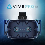 HTC Announces Vive Pro Eye With Eye-Tracking And Wire-Free Cosmos VR Headsets