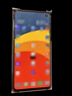 Alleged Samsung Galaxy S10 Leak Shows Off Punch Hole Infinity-O Display