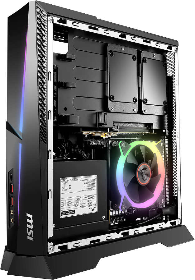msi Trident X product photo 3D10