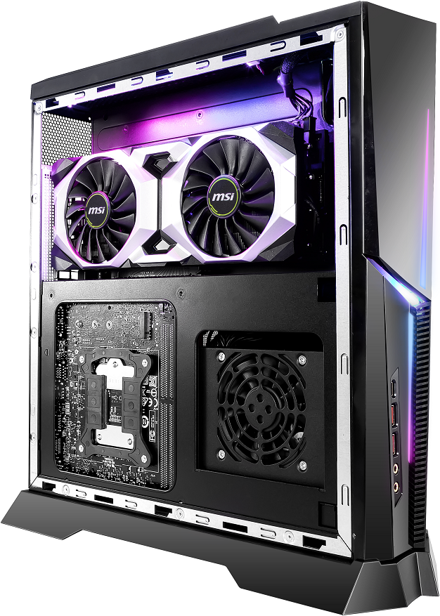 msi Trident X product photo 3D8