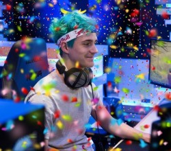 Twitch Fortnite Streamer Raked In Nearly $10 Million In 2018