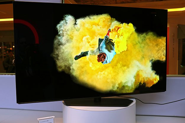 Alienware 55 OLED 120Hz Gaming Monitor