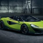 2020 McLaren 600LT Spider Delivers Open-Top Thrill Rides At 197 MPH