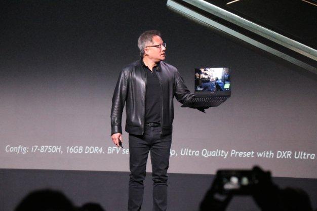 nvidia rtx mobile