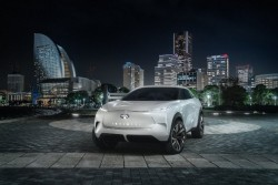 Infiniti Debuts Crossover EV To Challenge Tesla's Upcoming Model Y