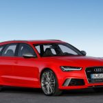 Audi RS6 Avant Red Hot Braggin' Wagon Rumored To Arrive Stateside Flexing Over 600 HP