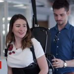 Exoskeleton helps people with paralysis to walk