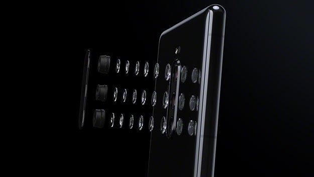 Sony Xperia 1 Cameras
