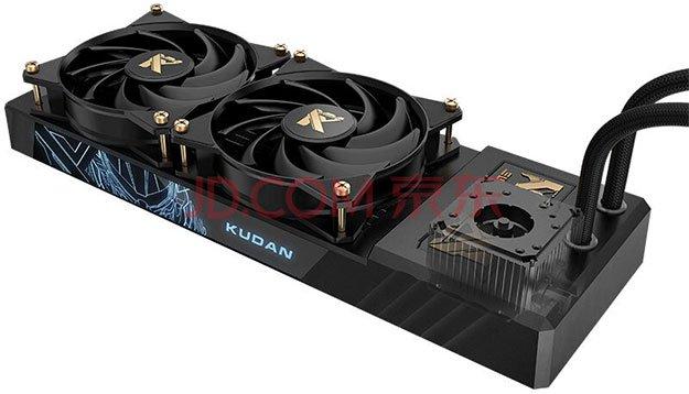 Colorful GeForce RTX 2080 Ti Kudan Cooler