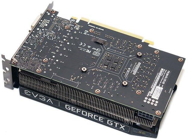 EVGA GeForce GTX