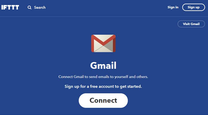 Gmail IFTTT