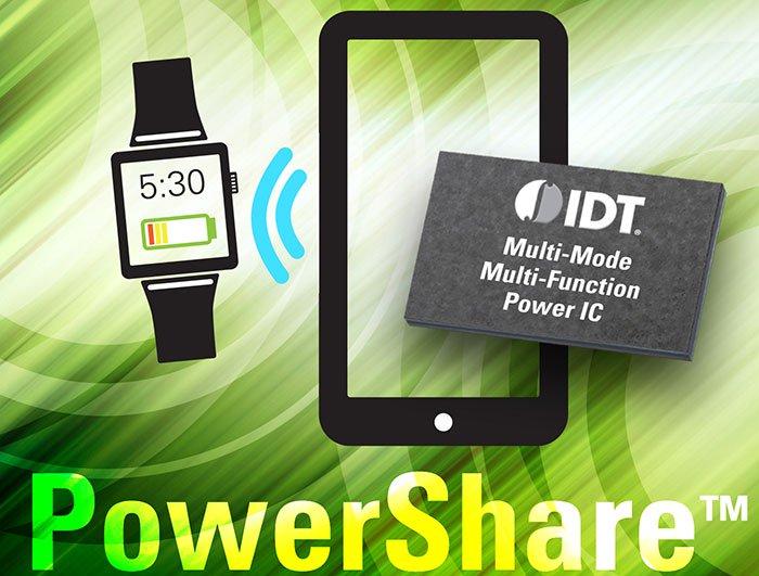 IDT Wireless Power Share