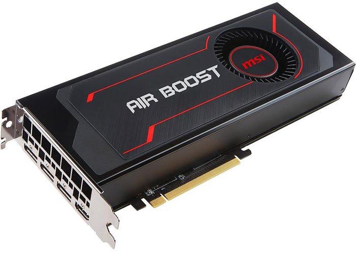 MSI Radeon RX Vega 56 Air Boost 8G