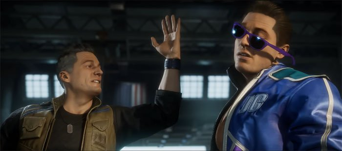 Mortal Kombat 11 Johnny Cage