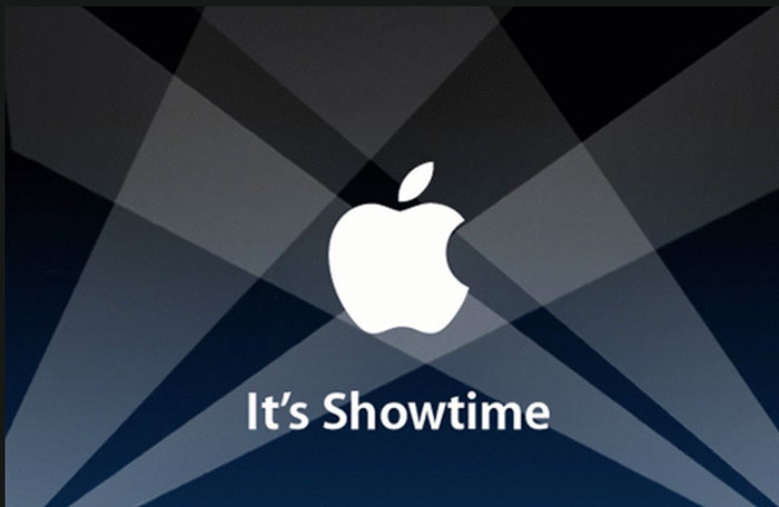 apple its showtime