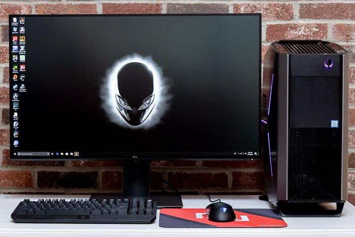 alienware aurora r8 full system