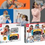 Nintendo Labo VR Kit Brings Cardboard VR Accessories To The Switch