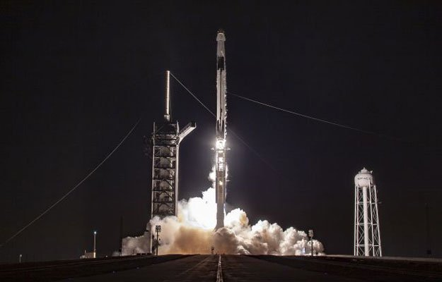 spacex crew dragon falcon 9 march 2