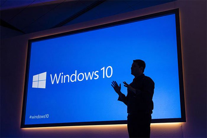 windows 10 presentation