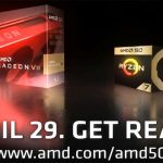 AMD Ryzen 7 200X And Radeon VII 50th Anniversary Editions Tipped For April 29th Debut