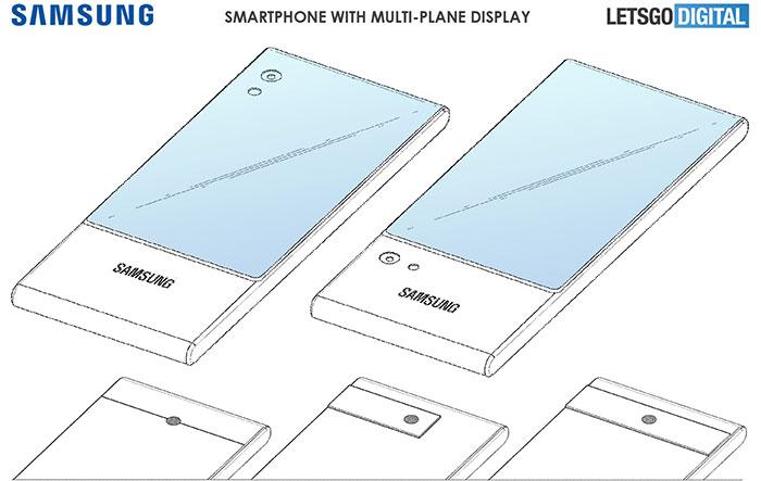 Samsung Display Patent