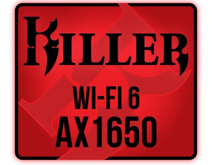 killer ax1650 banner