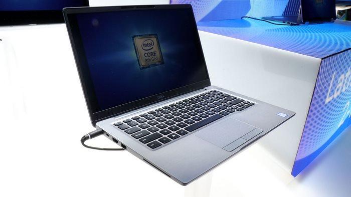 Dell Latitude 7400 angle