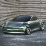 Genesis Goes Urban Chic With Diminutive Mint Concept EV Coupe