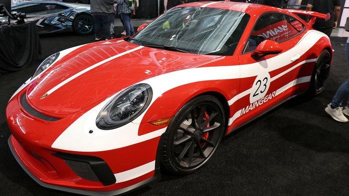 Maingear Porsche 911 GT3