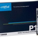 Crucial P1 SSD Review: Nimble NVMe Storage For Pennies Per Gig