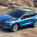 All-New 2020 Ford Escape Debuts In Hybrid And Plug-in Variants With 30-Mile EV Range