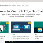 Microsoft Delivers First Chromium Edge Browser Test Builds For Windows 10