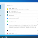 Windows 10 20H1 Insider Preview 18885 Lands With Android Notifications, Improved Dictation