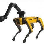 A Pack Of 10 Boston Dynamics SpotMini Robots Gang Up To 'Steal' A Box Truck