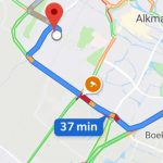 Google Maps' Latest Feature Update Could Save You From Getting A Speeding Ticket