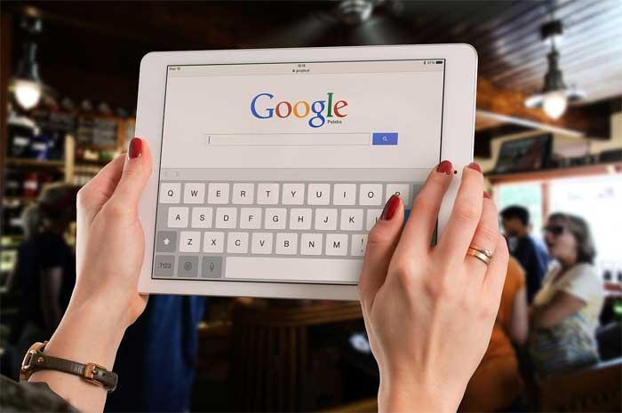 google= tabl