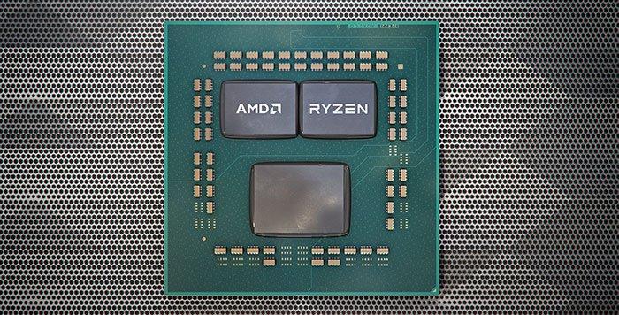 AMD Ryzen 9 3900x chip