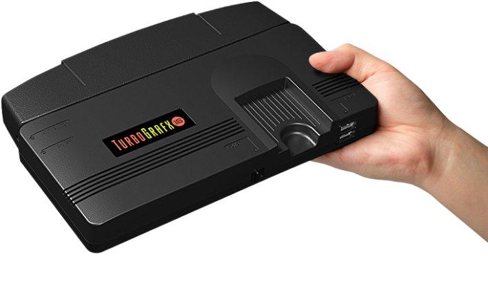 Konami TurboGrafx 16